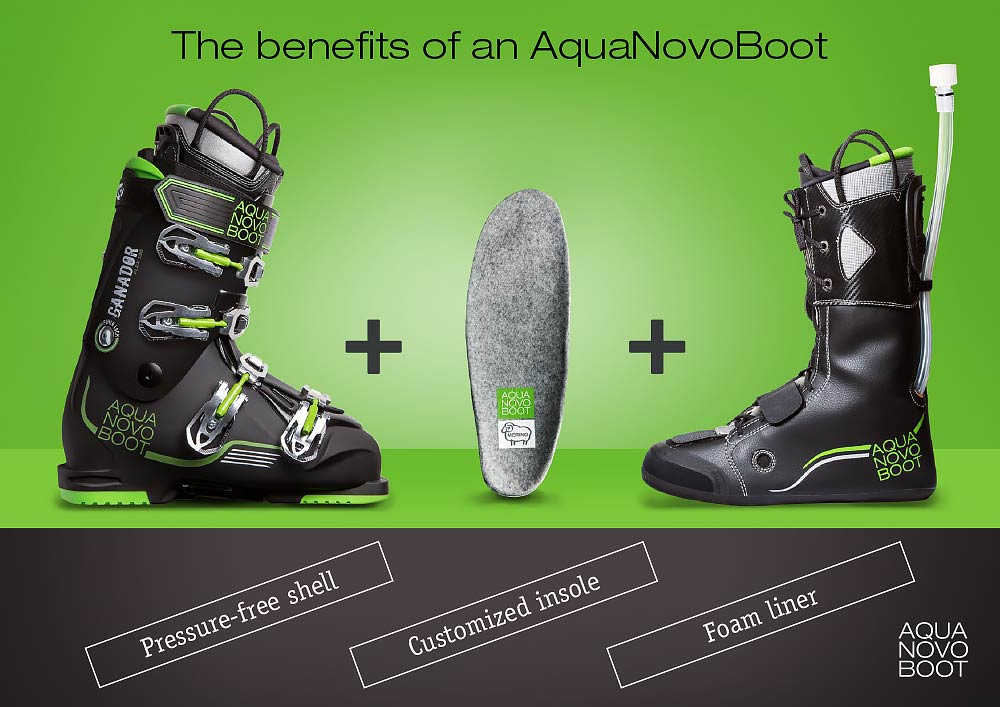 64f05519ca1f What we can state with 100 per cent certainty is that bootfitting has  nothing to do with ski boots made to measure. Only a ski boot consisting of  the ...