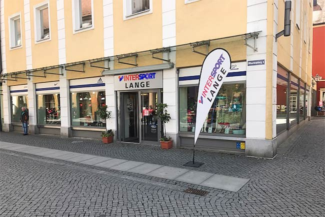 Intersport Lange in Amberg